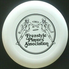 Wham-o Frisbee 165G 81 mold 1979 Freestyle Players Association FPA Rare OOP