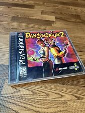 New listing Pandemonium 2 Sony Ps1 Playstation One Rare Complete/Tested.
