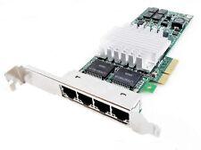39Y6138 IBM Intel PRO 1000 PT Quad Port PCIE GIGABIT Ethernet NIC Server Adapter