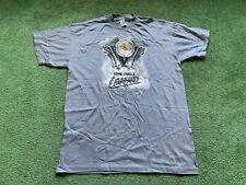 Vintage 1989 3D Emblem Harley Davidson Motorcycles Legend T-Shirt Xl Nos