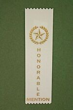 Lot Of 100 Honorable Mention Award Ribbons (School, Contest, Sports)