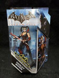 Batman Legacy HARLEY QUINN (ARKHAM CITY) Action Figure  MATTEL New Sealed 2012