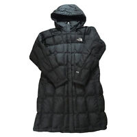 Women The North Face Jacket Metropolis 600 Goose Down Filled Warm Winter L Large