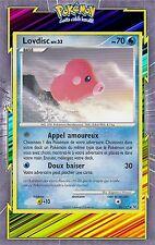 Lovdisc - Platine - 35/127 - Carte Pokemon Neuve Française