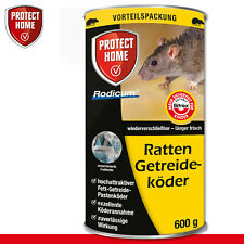 Protect Home 600 Outil Rodicum Ratten Appât