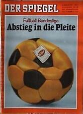 SPIEGEL 7/1971 Die Fußball-Bundesliga und ihre finanzielle Situation
