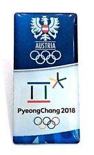 OFFICIAL TEAM AUSTRIA NOC 2018 PYEONGCHANG KOREA OLYMPIC GAMES PIN FOR MEDIA