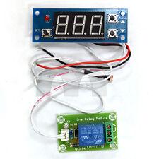 5 PCS Digital Display Photosensitive Resistor Control Module US
