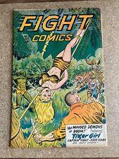 Fight Comics 51 & 52 VG Fiction House 1947