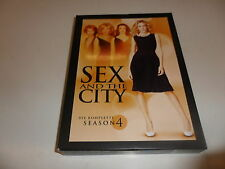 DVD  Sex and the City: Season 4