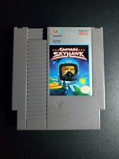 Captain Skyhawk MO Authentique Nintendo Nes Nrmt Condition Jeu Cartouche
