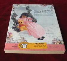 Vintage 1973 Sears Roebuck & Company Christmas Wishbook Catalog