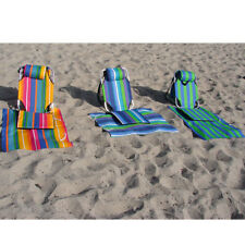 Portable 1.5 lb Hiking Camping Beach Chair Lounger Light Weight x 2