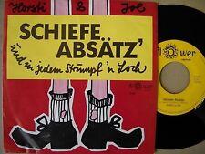 Horsti & Joe - Schiefe Absätz - Single 70er D - Flower 2146