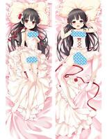 Anime Monobeno Dakimakura Hugging Body Pillow Cover Case 105CM