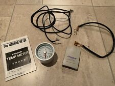GReddy Electronic Temperature Gauge with Warning & Memory
