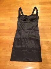 Hotkiss Black Cocktail Dress Size Small
