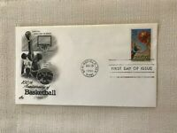 Basketball 100th Anniversary USPS First Day Issue Envelope 29 cent stamp