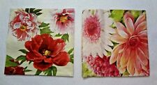 4 Individual Paper Napkins For Decoupage 10 x 10
