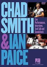 Chad Smith and Ian Paice (DVD)