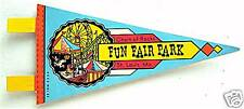 Chain Of Rocks Fun Fair Amusement Park Sticker St Louis