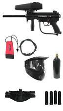 NEW STYLE TIPPMANN A5 Tippman A-5 Paintball Marker Gun Mega Kit W/4+1,Mask,Tank