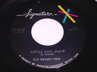 Ray Bryant Trio: Little Susie (Part 4) / Little Susie (Part 2) 45