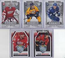 SEAN MONAHAN CALGARY FLAMES 2013-14 NHL PLAYERS OF THE DAY ROOKIE #RC4
