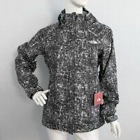 THE NORTH FACE Women's Novelty Venture Raincoat Jacket Waterproof Packable BLACK