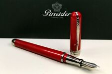 Pineider Avatar 2019 Ur Devil Red UltraResin Füllhalter / Fountain Pen -M- Neu