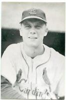 Old Baseball Photo Postcard Rip Ripulski