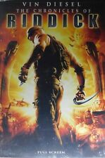 The Chronicles of Riddick (2004) Vin Diesel Karl Urban Thandie Newton Sealed