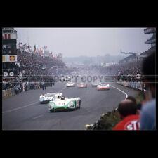 Photo A.012951 PORSCHE 917 & 908 24 HEURES DU MANS 1969 LE MANS RACE