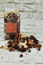 Pot pourri 100 gr - Orange - mixture of naturally dried, scented flowers