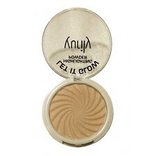 Yurily Let it Glow Highlighting Powder Shimmer Compact Face Highlighting