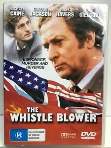 The Whistle Blower - DVD - AusPost with Tracking