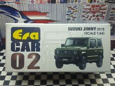 ERA CAR SUZUKI JIMNY SIERRA 1:64 SCALE 02 SERIES