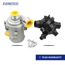 Water Pump W/Thermostat &Bolt 11517586925 For BMW 128i 325i 328i 528i 530i X3