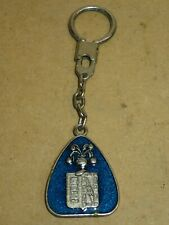 vecchio portachiavi gadget souvenir ricordo FREIXENET vintage smaltato metallo
