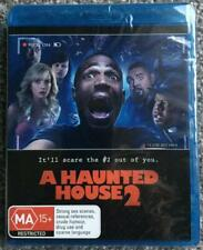 'A HAUNTED HOUSE 2'~Aussie Blu-Ray~Marlon Wayans~HORROR/COMEDY::Brand new/Sealed