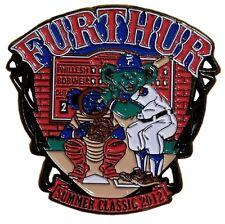 Furthur Summer Classic 2012 Baseball Bears Pin Grateful Dead DEAD & CO