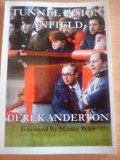 Tunnel Vision Anfield by Derek Anderton