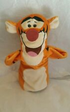 Walt Disney Tigger From Winnie The Pooh Hand Puppet