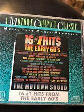 A MOTOWN COMPACT CLASSIC - MOT MUSIC - V/A - CD -