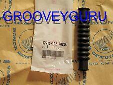 Honda CT90 CT110 Sub Gas Tank Hose Vintage 17710-102-702ZA Rare