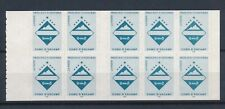 [19281] Andorra 1997 good complete adhesive booklet very fine MNH
