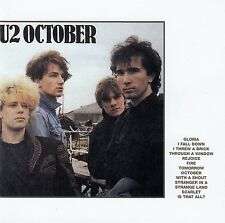 U2 : OCTOBER / CD - TOP-ZUSTAND