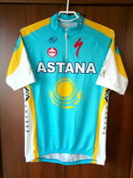 MOA ASTANA TEAM UCI SPECIALIZED CYCLING JERSEY SIZE ~L-XL