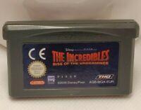 Die Unglaublichen Der Angriff des Tunnelgräbers Nintendo GameBoy Advance GBA NDS