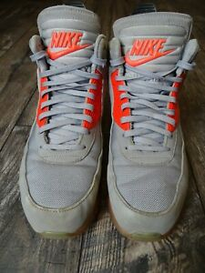 Mens Nike Air Max 90 Sneaker Boot Ice Infrared Sz 13 Sneakers Shoes 684722-006